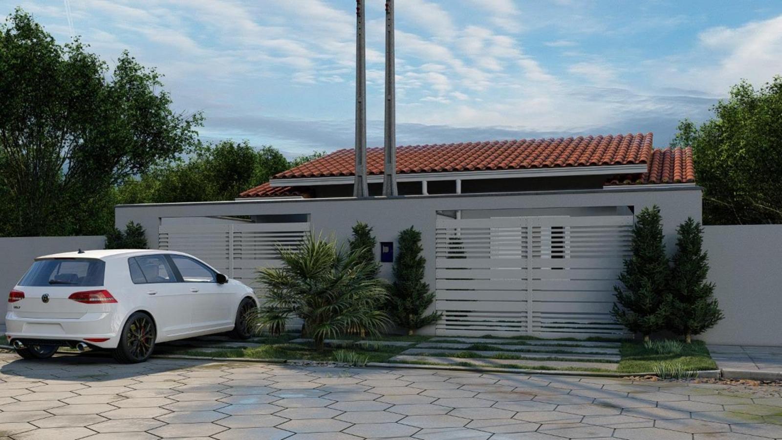 Casa à Venda Nova Itanhaem
