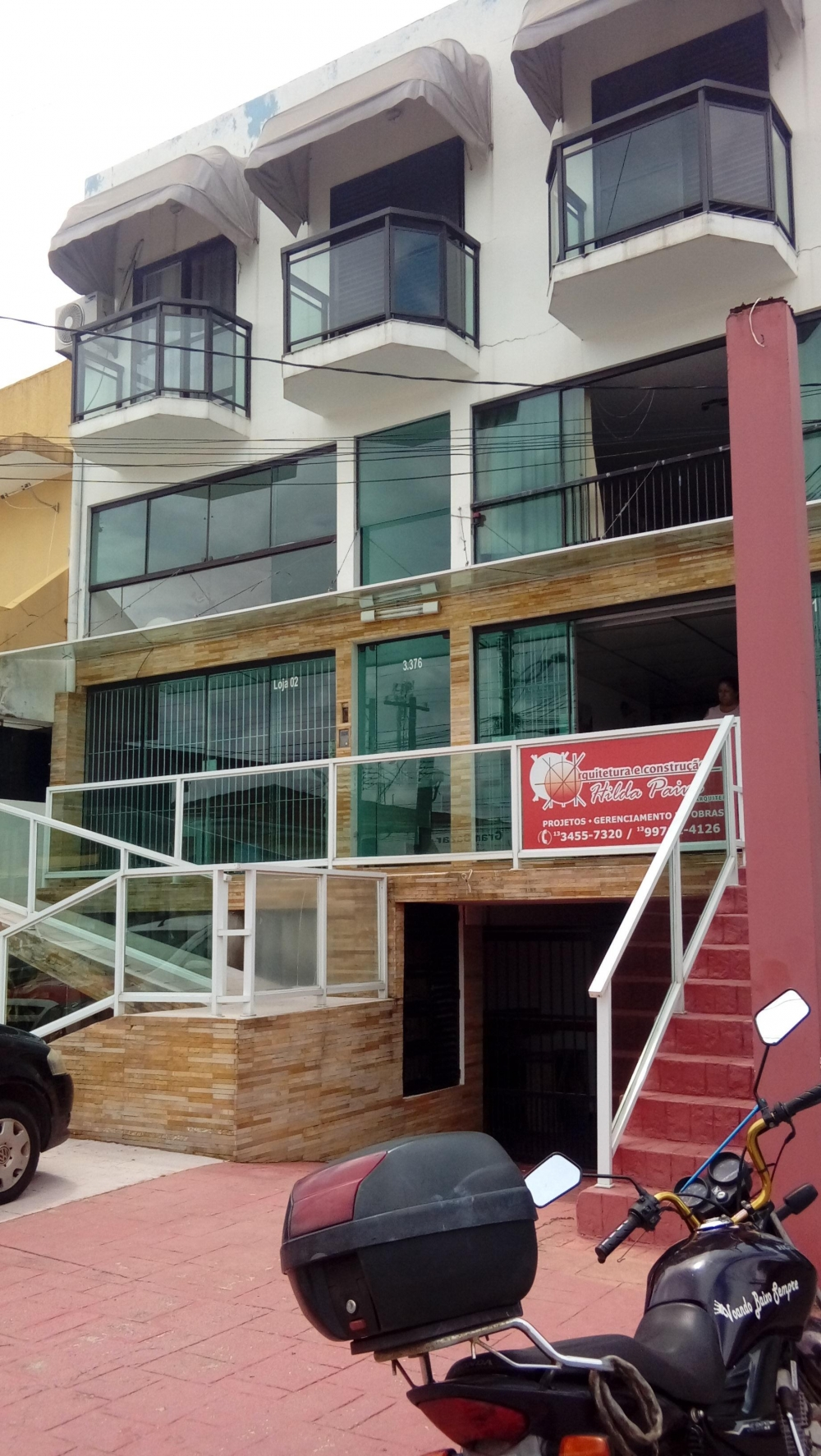 Apartamento-Locação Definitiva